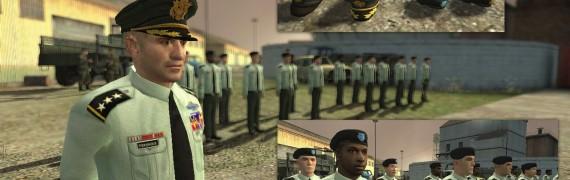 Army Class B