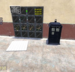 Advanced TARDIS Controller V1. For Garry's Mod Image 2