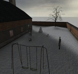 GM_Winter_House.zip For Garry's Mod Image 2