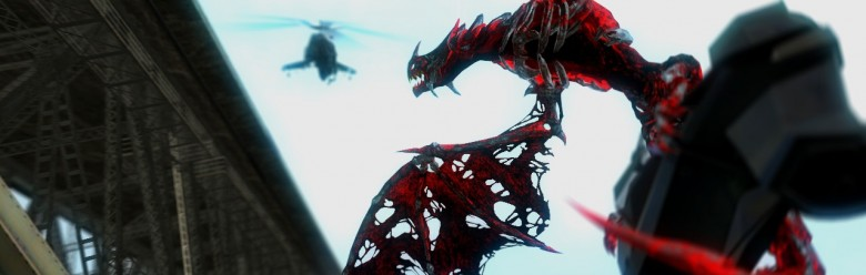 Demonic Bone Dragon For Garry's Mod Image 1