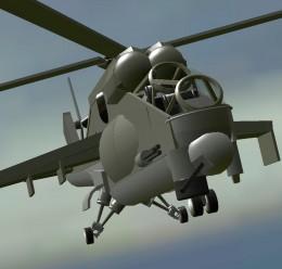 Derka's HIND MI-24.zip For Garry's Mod Image 1