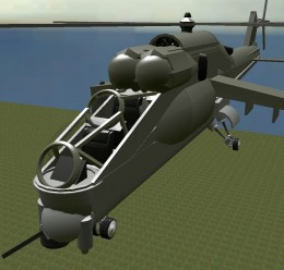 Derka's HIND MI-24.zip For Garry's Mod Image 2