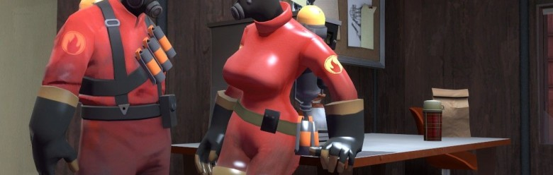 Female Pyro hexed.zip For Garry's Mod Image 1