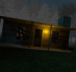 gm_evildead_cabin.zip For Garry's Mod Image 1