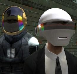 WEARABLE Daft Punk Helmets For Garry's Mod Image 1