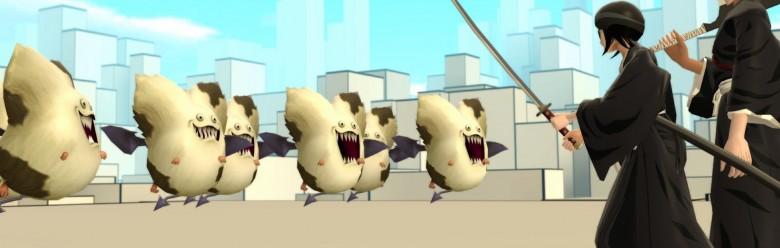 (Bleach) Rukia and Ichigo For Garry's Mod Image 1