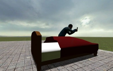 bed.zip For Garry's Mod Image 2