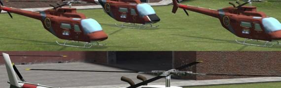 Bell Ranger Chopper
