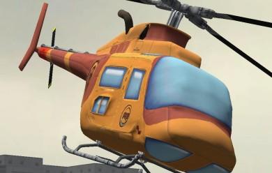 Bell Ranger Chopper For Garry's Mod Image 2