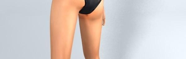 Lara Croft Bikini Model For Garry's Mod Image 1