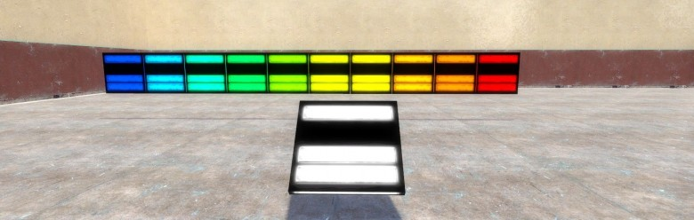 Animated Fairground Material For Garry's Mod Image 1