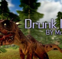 Drunk Raptor For Garry's Mod Image 1