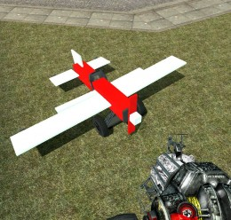 Plane Advanced Dupe For Garry's Mod Image 1