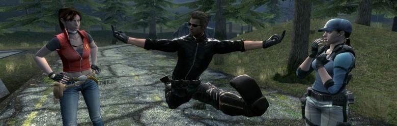 Wesker Resident Evil 5 For Garry's Mod Image 1