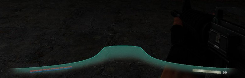 Mint - Visor HUD v1.2 For Garry's Mod Image 1