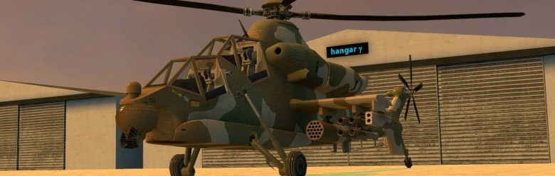WAC AH-2 Rooivalk Add-on.zip For Garry's Mod Image 1