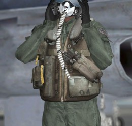 Military Jet Pilot For Garry's Mod Image 1