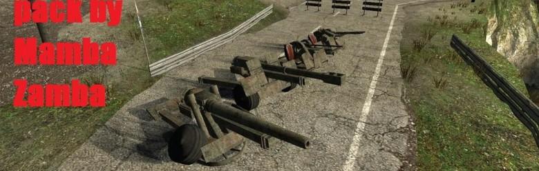 Artillery Package.zip For Garry's Mod Image 1