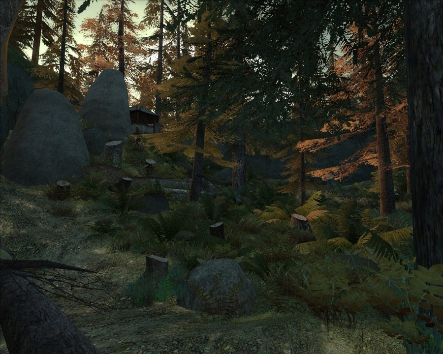 de_forest zip | garrysmods org