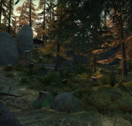 de_forest.zip For Garry's Mod Image 2