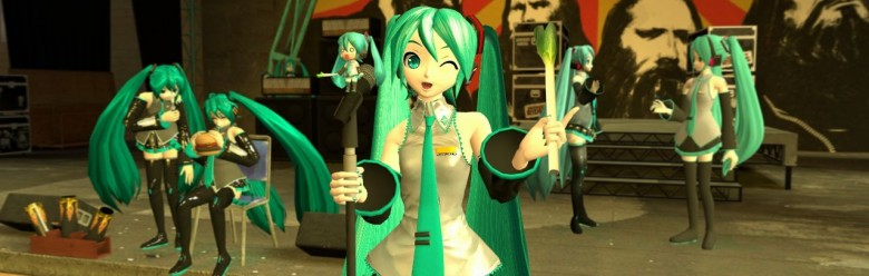 *OLD* Miku (Dreamy Theater) For Garry's Mod Image 1