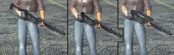 Shotgun Spas12 relux 2