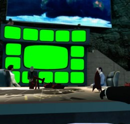 Screen Bank Greenscreen For Garry's Mod Image 1