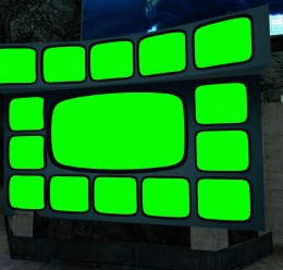 Screen Bank Greenscreen For Garry's Mod Image 3