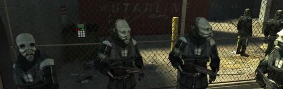 Mission -08 Combine Killer,