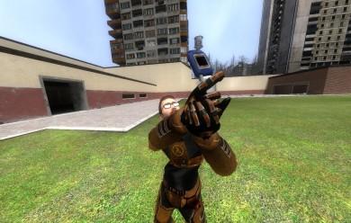HL1 Gordon Model (Fixed) For Garry's Mod Image 2
