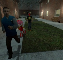 zombie_amy.zip For Garry's Mod Image 2