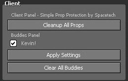 Simple Prop Protection 1.5 For Garry's Mod Image 2
