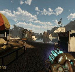 L4D2 Hostile Campsite For Garry's Mod Image 2