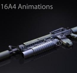 M16A4 For Garry's Mod Image 1
