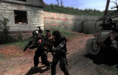 Nazi Counter-Terrorists For Garry's Mod Image 1