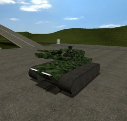 tank For Garry's Mod Image 1