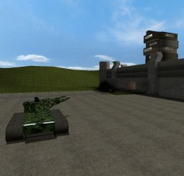 tank For Garry's Mod Image 2