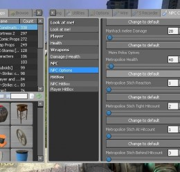 NPC Options V2 For Garry's Mod Image 2