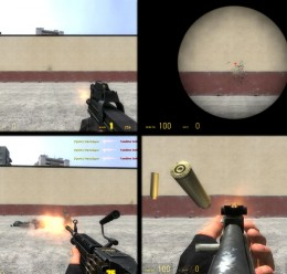 *OLD CSS Realistic Weapons 1.0 For Garry's Mod Image 2