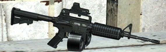 M4A1 CMAG