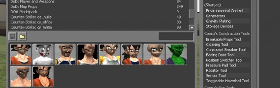 DragonBall Z Mod for Gmod 10