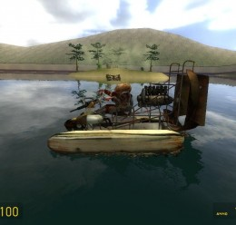 beta airboat.zip For Garry's Mod Image 1