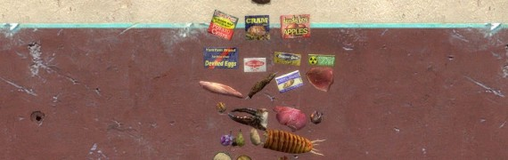 FO3 Food Items