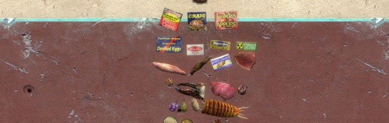 FO3 Food Items For Garry's Mod Image 1