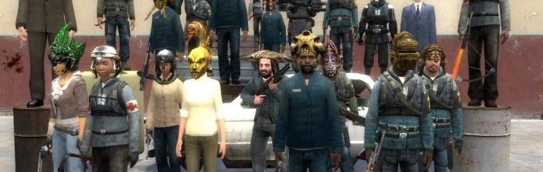 Morrowind Helmets For Garry's Mod Image 1