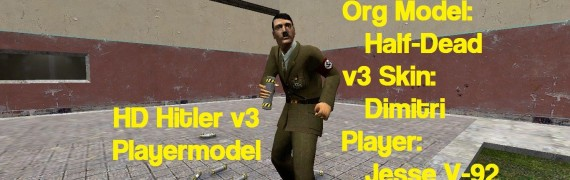 Hitler Player