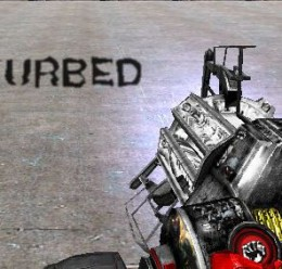 Disturbed PhysGun Skin For Garry's Mod Image 1