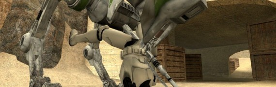 Star Wars BattleFront II AT-RT