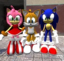 Sonic Unleashed Models For Garry's Mod Image 2
