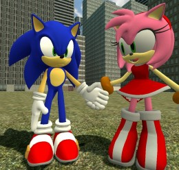 Sonic Unleashed Models For Garry's Mod Image 3